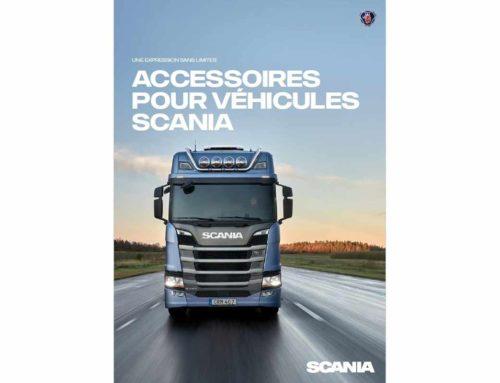 Les catalogues Scania 2019 sont arrivés