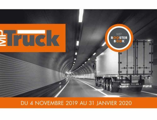 Promotion MP TRUCK jusqu'au 31/01/2020